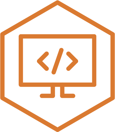 Web development icon ac