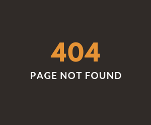 best 404 errors