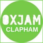 Oxjam Clapham logo