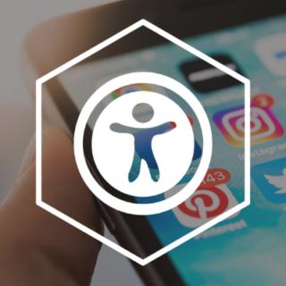 Accessibility on Social media